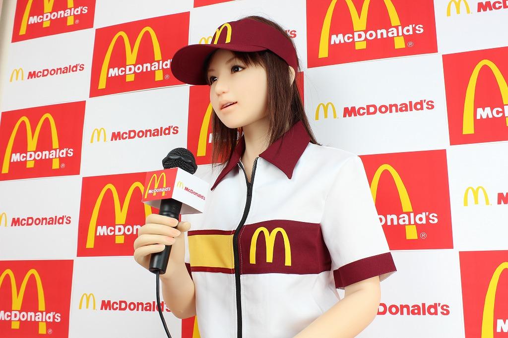 ドールとマクドナルド (後編) ドールとマクドナルド (後編) ―日本マクドナルドは都内で新キャ